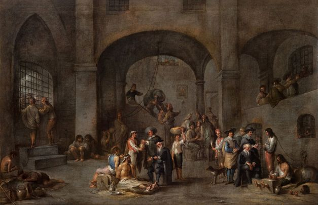 1280px-Cornelis_De_Wael_-_To_Visit_the_Imprisoned_-_Google_Art_Project
