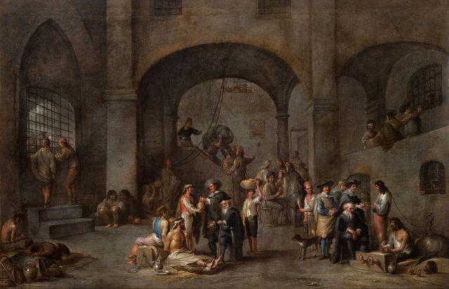 1280px-Cornelis_De_Wael_-_To_Visit_the_Imprisoned_-_Google_Art_Project