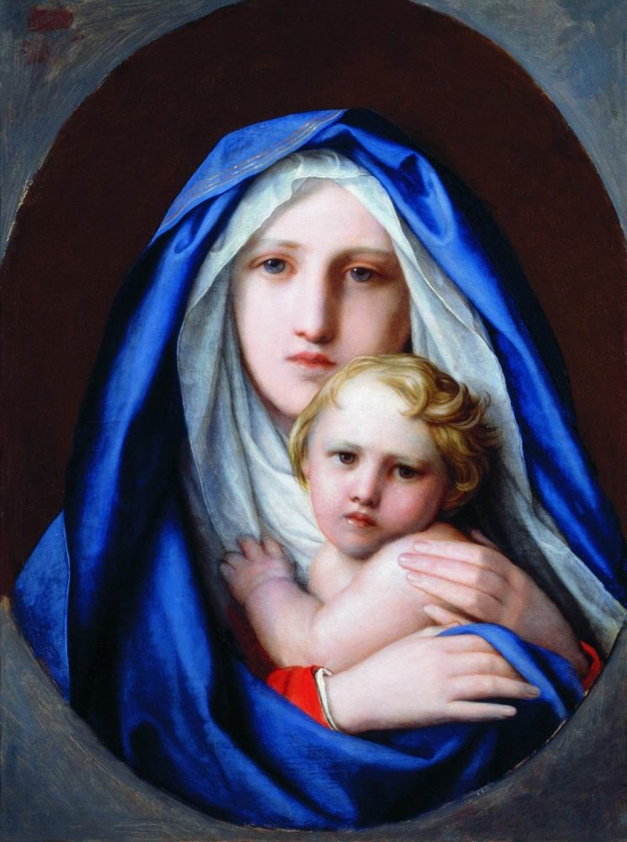 the_virgin_and_child