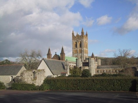 Buckfast_Abbey_-_geograph.org.uk_-_932824