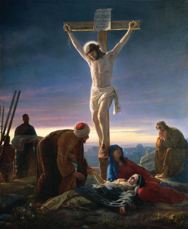Christ_at_the_Cross_-_Cristo_en_la_Cruz